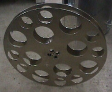 Aluminum Reel for 8/70 (27&quot; Size)