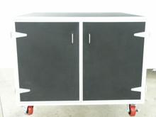 15/70 Platter Horizontal Storage Unit (6 Unit) - Exterior View
