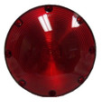 03086-061, KD 744 Series Smooth Red Lens Only
