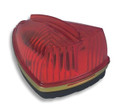 1-5050-1406, Weldon 5050 Series Marker Light 2 Wire (Red)