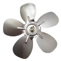 "1299017,  10"" Fan Blade (CW, 5/16"" Bore)"