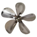 "1299018,  7"" Fan Blade (CW, 1/4"" Bore)"