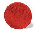 "Grote 3.5"" Center Mount Reflector (Red)"