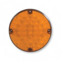 "ECV7561FPTY-FA, Sound Off LED FA Series 7"" Front/Park/Turn Light (Amber)"