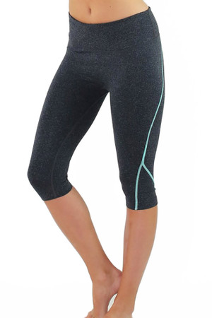 Linear Women's Fitness Capris