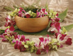 Mixed Orchid Lei
