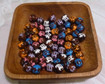 Loose Wood Beads with Honu - 130 per order
