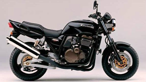 Kawasaki Zrx Custom
