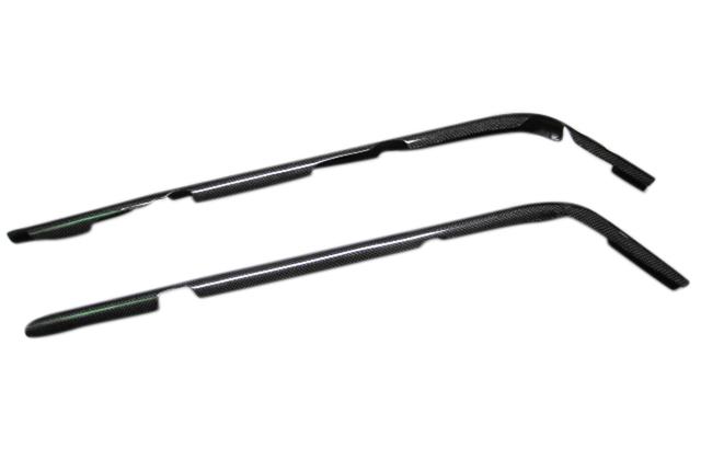 Frame Guards in 100% Carbon Fiber for Ducati 916, 996, 999