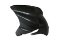 Front Fender for Suzuki B-King 07-12 in Glossy Plain Weave Carbon Fiber