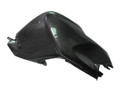Glossy Plain Weave Carbon Fiber Right Side Tank Cover for BMW K1200R, K1300R