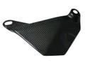 Glossy Plain Weave Carbon Fiber Bottom Chain Guard for Aprilia RSV Mille 98-03, Tuono 02-05