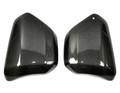 Glossy Plain Weave Carbon Fiber Side Panels for Yamaha Vmax 1700 2009-2016