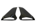 Side Fairings in Glossy Twill Weave Carbon Fiber for Yamaha FZ-09/ MT-09