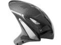 Front Fender (with mesh) in Glossy Plain Weave Carbon Fiber for Honda CBR1000RR 04-07
