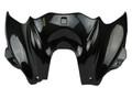 Tank Cover in Glossy Twill weave Carbon Fiber for Suzuki GSX-S1000 2015+