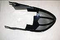 Radiator and Inner Fairing in Carbon with Fiberglass for Hyosung GT250R & GT650R