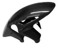 Front Fender in Glossy Twill Weave Carbon Fiber for Honda CBR1000RR 12-16