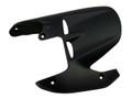 Rear Hugger in Matte Plain Weave Carbon Fiber for Ducati XDiavel