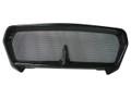 Oil cooler cover for BMW K1300R, K1200R in Glossy Plain Weave Carbon Fiber