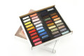 Sennelier Cardboard Box with 40 Half Portrait Pastels