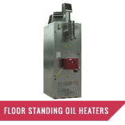 Floor Standing Oil Heaters