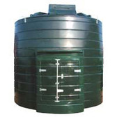 Atlantis V10000B Bunded Oil Tank With Installation Kit (10000 litres)