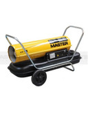 Master B150 Dual Voltage CED Direct Oil Fired Portable Heater 44kw
