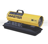 High Pressure Master B180 Direct Oil Fired Portable Heater 48kw