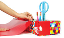 """Triangles 30"""" Gift Wrapping Station"""
