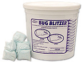 Bug Blitzer Window Cleaner 180 packets