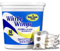 White Wings Ultra Laundry Detergent Small Pail