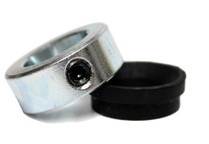 "5005 - 3/4"" Round Sleever Bar Lock Collar & Grommet - Rudedog USA"