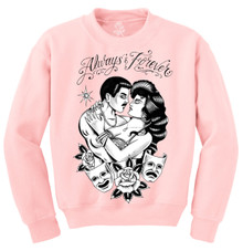 Always & Forever Pink Crewneck (Limited Edition)
