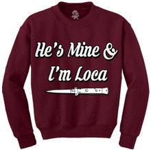 Loca For You Crewneck