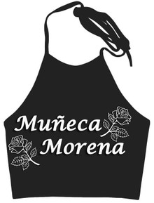 Muñeca Morena Halter Tank