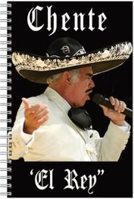 Chente 'El Rey' Notebook