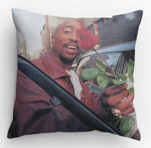 With Love, From Pac Crewneck Pillow