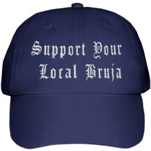 Support Your Local Bruja Hat