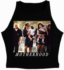 MOTHERHOOD Crop Tank