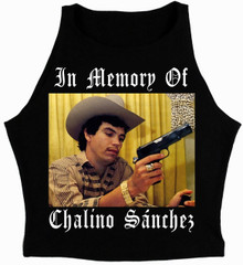 Chalino Crop Tank
