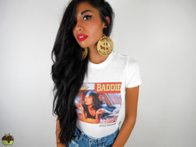 Apple Sauced Mia The Baddie Tee