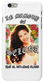 APPLE SAUCED IN MEMORY OF SELENA IPHONE CASE (5/5S, 6, 6+)