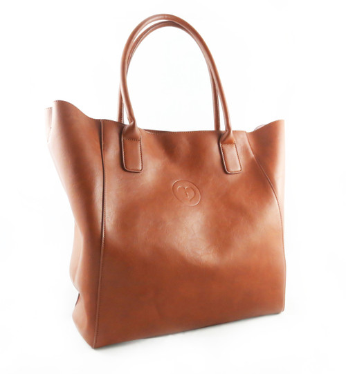 Carryall Tote in Bronze