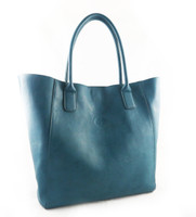 Carryall Tote in Teal