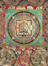Kalachakra Mandala Deity Card