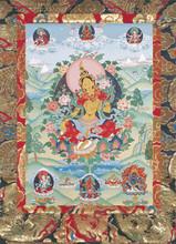 Tara Deity Card