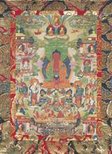 Amitabha (Image 2) Deity Card