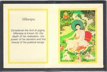Milarepa - Folding Thangka