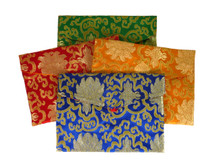 Small Brocade Envelope